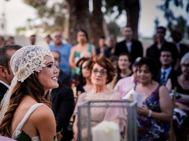 La boda de David y Marina en San Juan De Alicante, Alicante 18