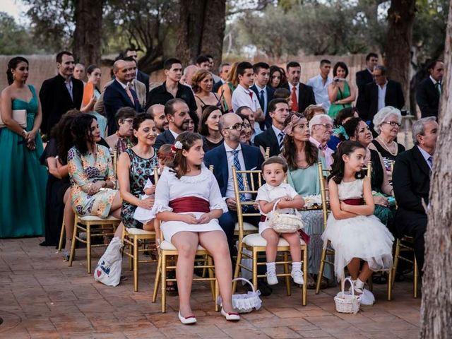 La boda de David y Marina en San Juan De Alicante, Alicante 19