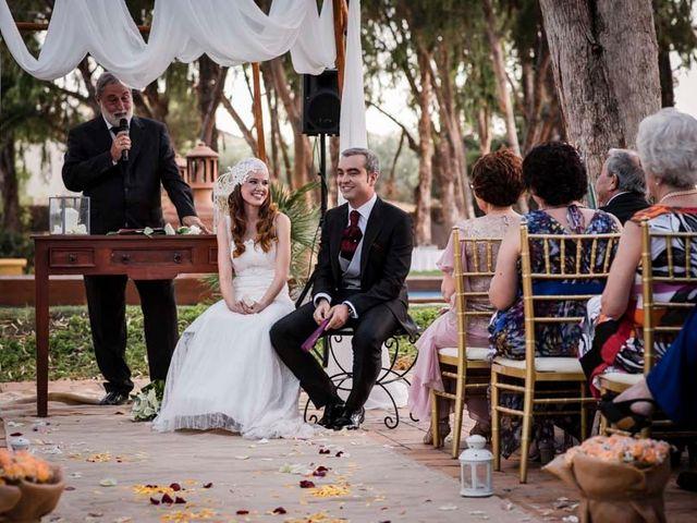 La boda de David y Marina en San Juan De Alicante, Alicante 20