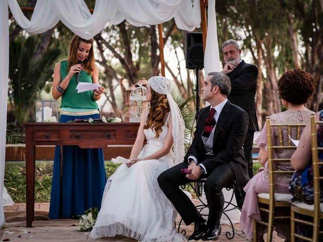 La boda de David y Marina en San Juan De Alicante, Alicante 21
