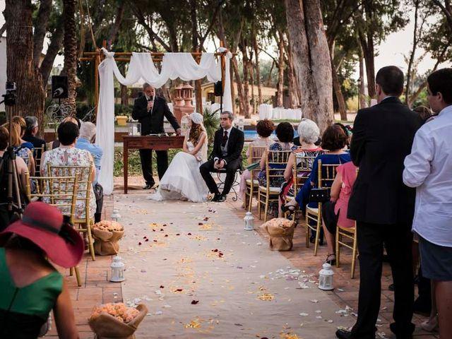 La boda de David y Marina en San Juan De Alicante, Alicante 22