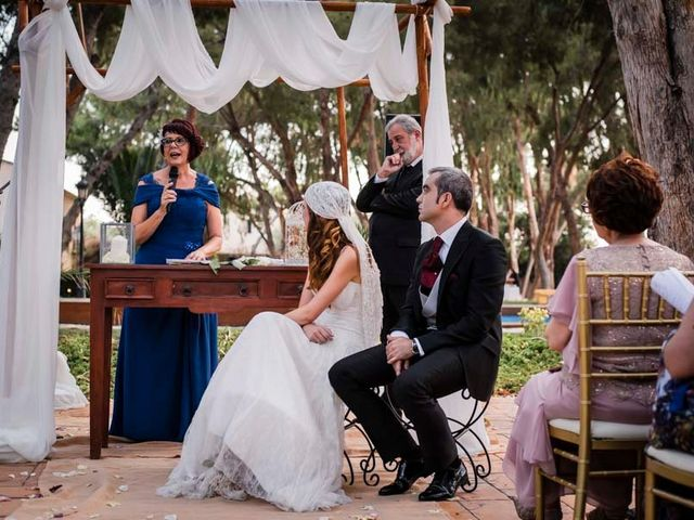 La boda de David y Marina en San Juan De Alicante, Alicante 26