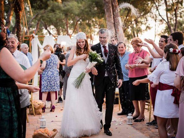 La boda de David y Marina en San Juan De Alicante, Alicante 28