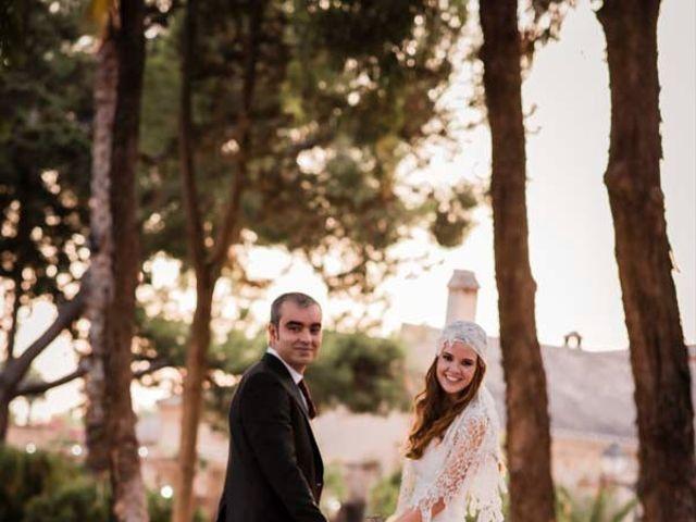 La boda de David y Marina en San Juan De Alicante, Alicante 31
