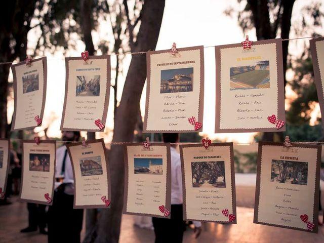 La boda de David y Marina en San Juan De Alicante, Alicante 39