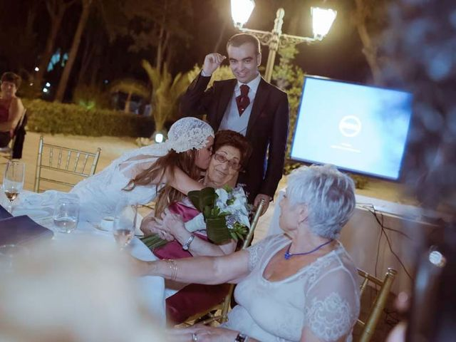 La boda de David y Marina en San Juan De Alicante, Alicante 44