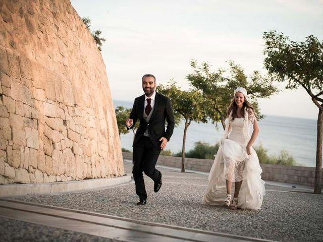 La boda de David y Marina en San Juan De Alicante, Alicante 49