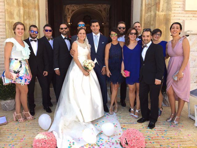 La boda de Javi y María José en Albox, Almería 4