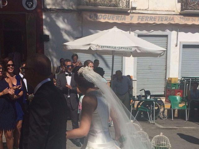 La boda de Javi y María José en Albox, Almería 7