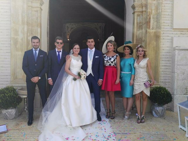 La boda de María José y Javi