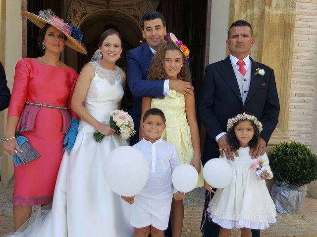 La boda de Javi y María José en Albox, Almería 1