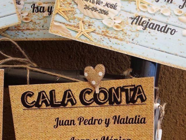 La boda de Javi y María José en Albox, Almería 14