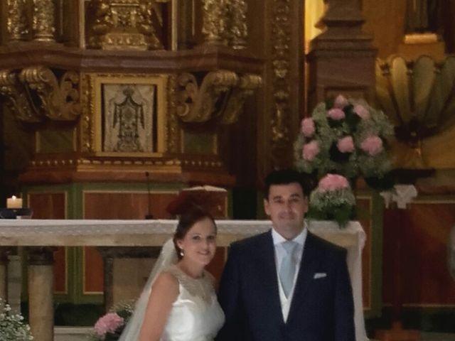 La boda de Javi y María José en Albox, Almería 20