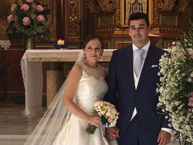 La boda de Javi y María José en Albox, Almería 23