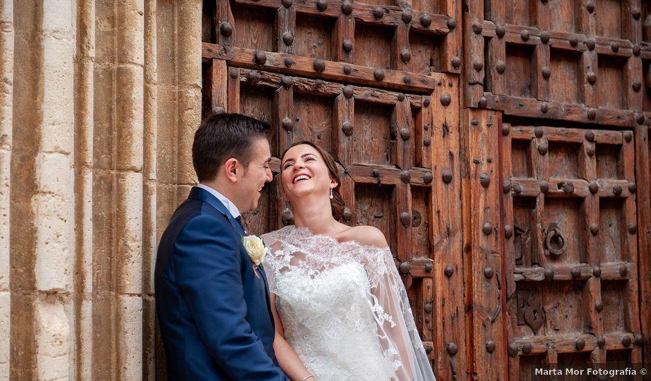 La boda de alberto y Vanesa en Xert/chert, Castellón