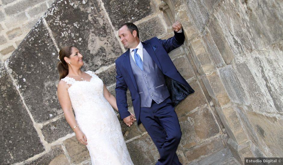 La boda de Juan Luis y Mari Carmen en Bailen, Jaén