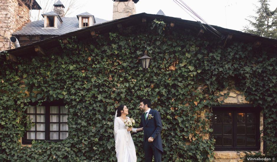 La boda de Blanca y Nacho en Madrid, Madrid