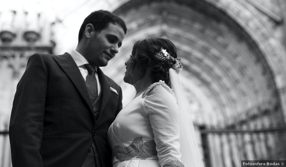 La boda de Tamara y Carlos en Toledo, Toledo
