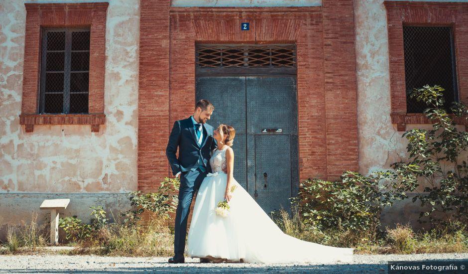 La boda de Adrian y Sheila en Villena, Alicante