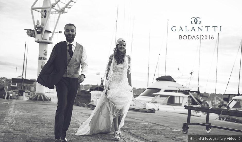 La boda de David y Marina en San Juan De Alicante, Alicante