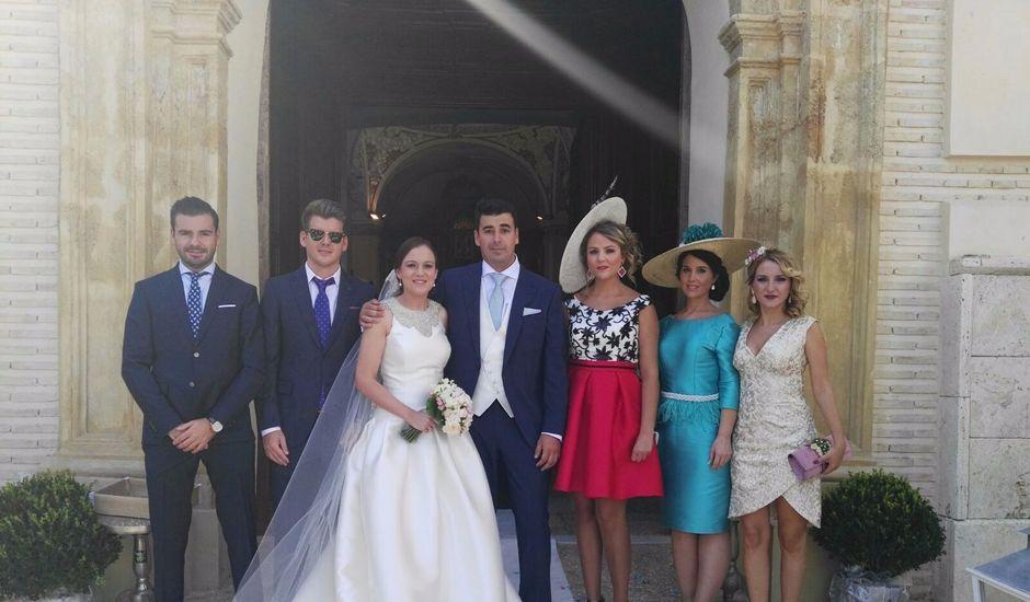 La boda de Javi y María José en Albox, Almería