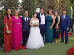 La boda de Judith y Miguel 9