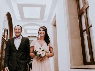 La boda de Carol y Javi