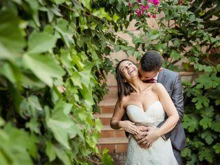 La boda de Fanny  y Berto