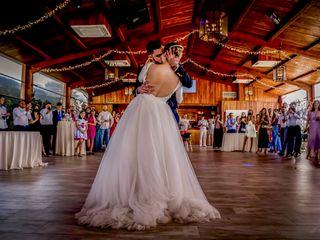 La boda de Ivan y Ana Maria