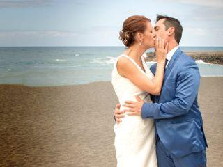 La boda de Desireé y David 1