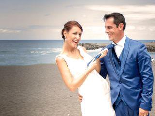 La boda de Desireé y David