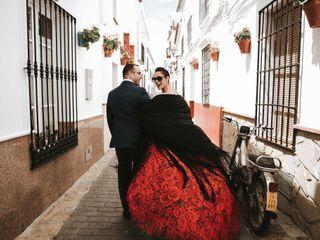 La boda de Julia y Juanjo