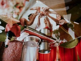 La boda de Idaira y Nelson 1