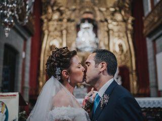 La boda de Idaira y Nelson