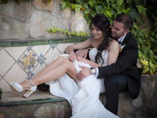 La boda de Estela y Ivan