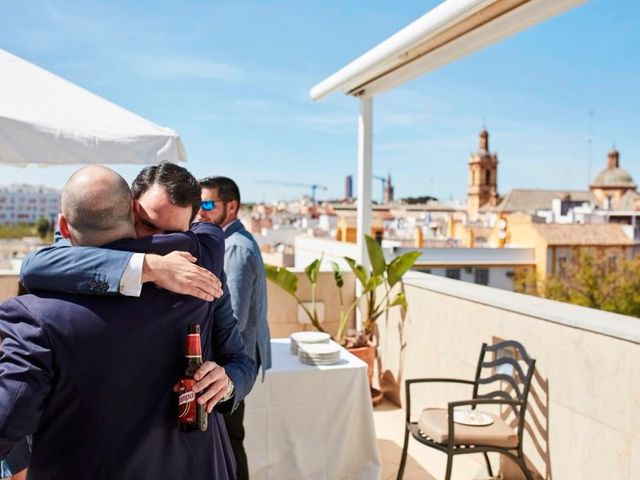 La boda de Antonio  y Irene  en Sevilla, Sevilla 10