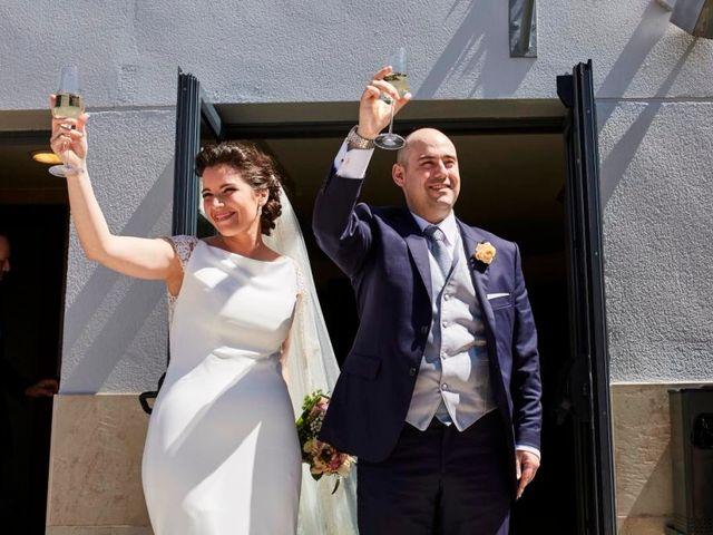 La boda de Irene  y Antonio