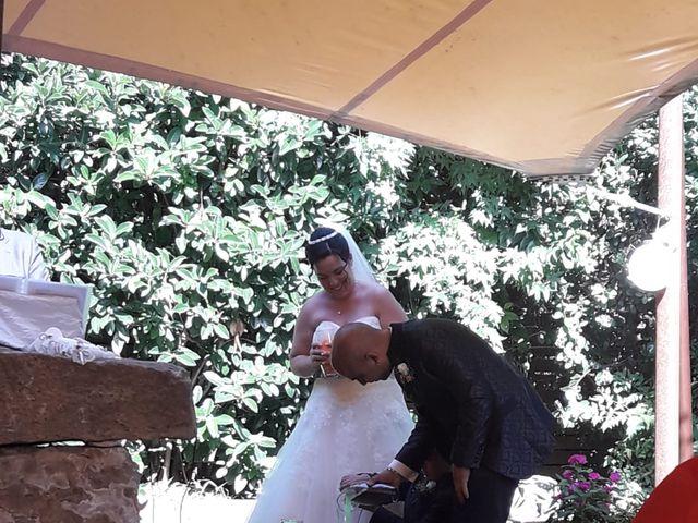 La boda de Miguel y Judith en Palau De Plegamans, Barcelona 10