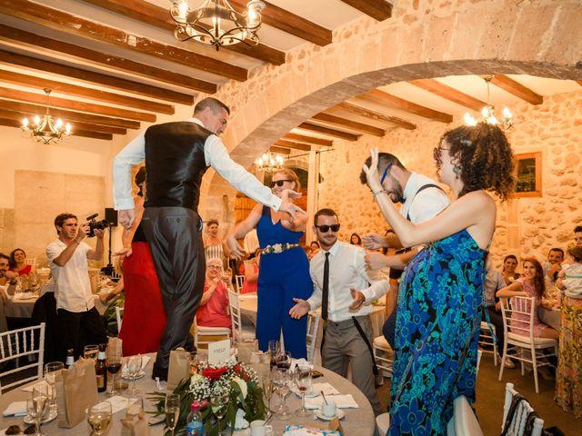 La boda de Berto y Fanny  en Inca, Islas Baleares 11