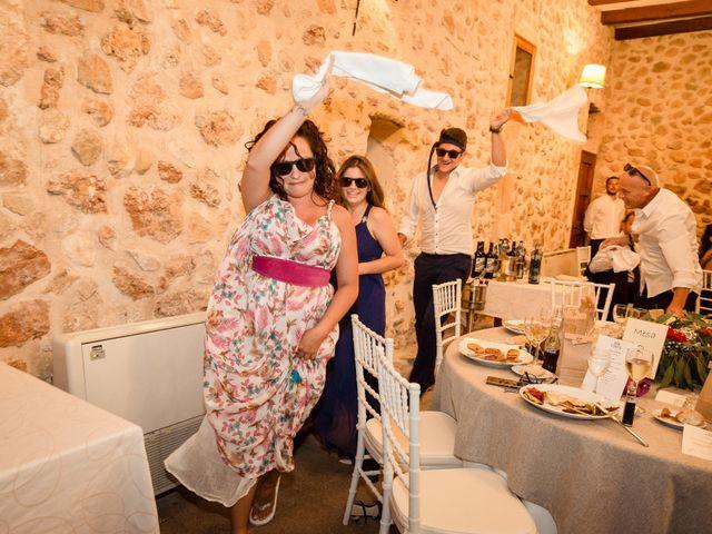 La boda de Berto y Fanny  en Inca, Islas Baleares 13