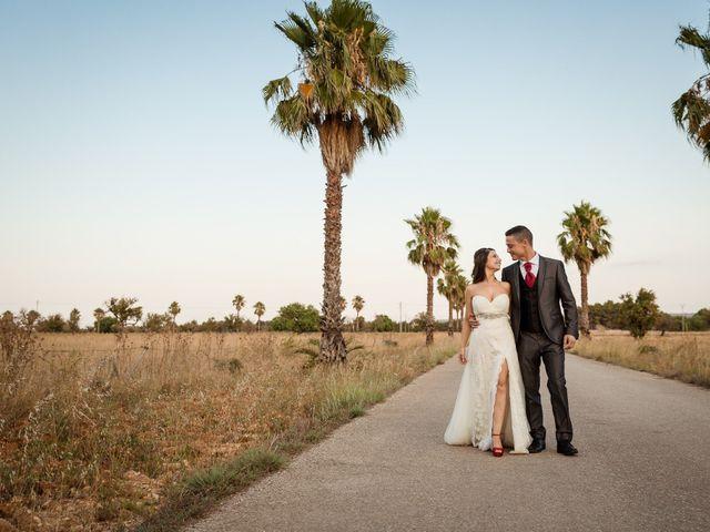 La boda de Berto y Fanny  en Inca, Islas Baleares 1