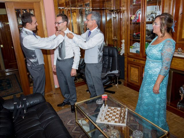 La boda de Alberto y Raquel  en Palencia, Palencia 2