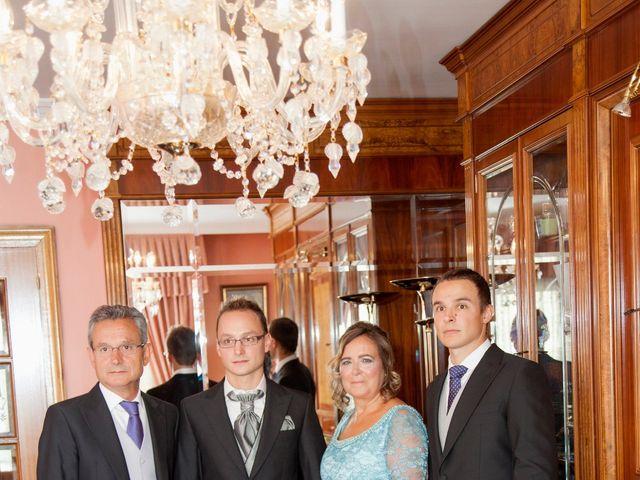 La boda de Alberto y Raquel  en Palencia, Palencia 3