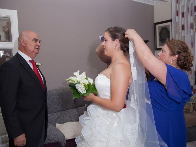 La boda de Alberto y Raquel  en Palencia, Palencia 5