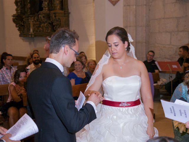 La boda de Alberto y Raquel  en Palencia, Palencia 8
