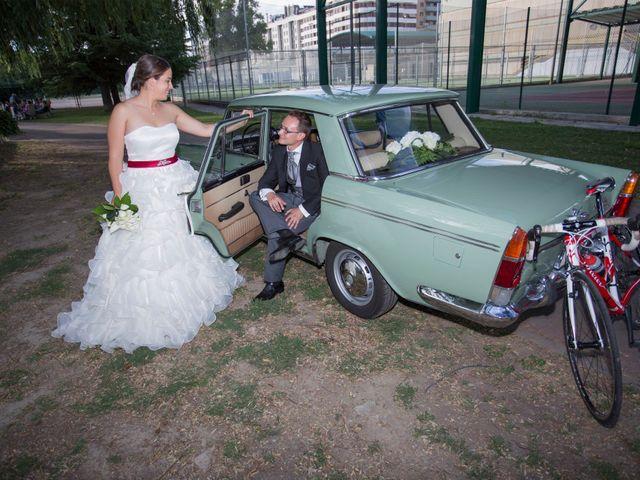 La boda de Alberto y Raquel  en Palencia, Palencia 11