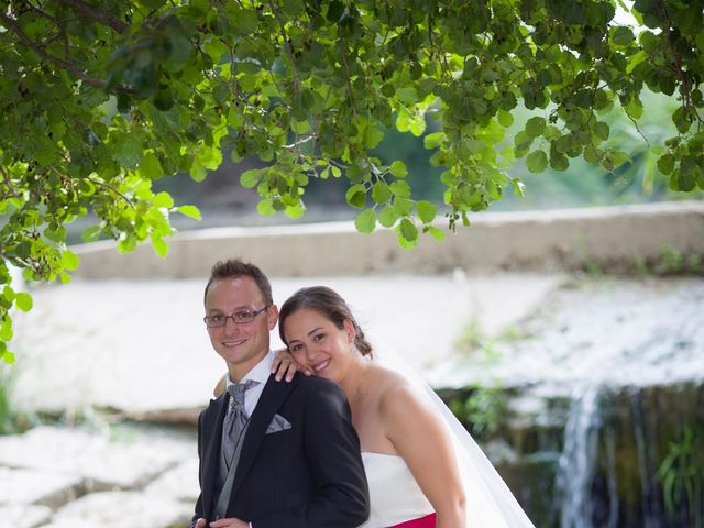La boda de Alberto y Raquel  en Palencia, Palencia 12