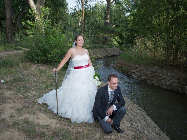 La boda de Alberto y Raquel  en Palencia, Palencia 13