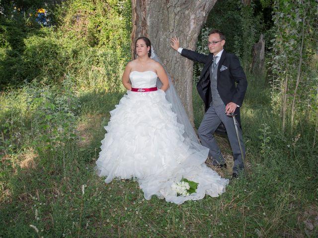 La boda de Alberto y Raquel  en Palencia, Palencia 14