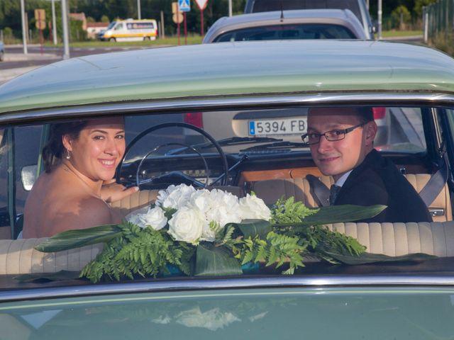 La boda de Alberto y Raquel  en Palencia, Palencia 15